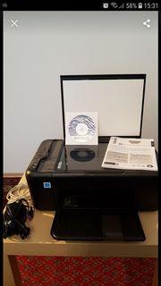 hp deskjet F2492 all-in-one Farbdrucker