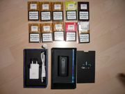 Glo Starterkit Tabakerhitzer 9 Packungen