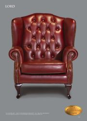 Chesterfield Sessel Lord