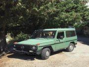 Mercedes-Benz - G240 300 1981 Oldtimer