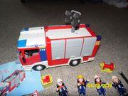 Playmobil Rüstfahrzeug 4821 mit viel