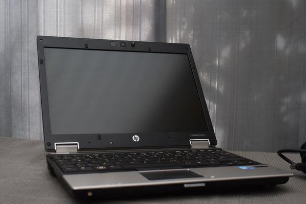 HP Elitebook 2540p Intel i7
