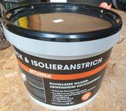 Dachlack und Isolieranstrich 10 L