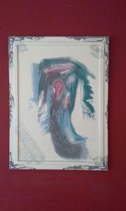 2 Gemälde Bild Wandbild individuell