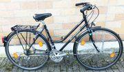 SURSEE 21-Gang Damen City-Bike komp