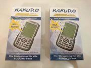 NEU 2x KAKURO Sudoku Rätsel