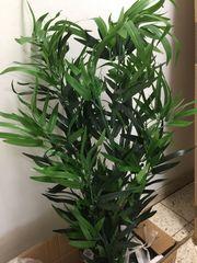 NEU Künstliche Pflanze 130cm Dekoration