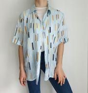 Hemd vintage Bluse pullover pulli