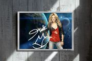 Shakira Bauchtanz Star Souvenir Top