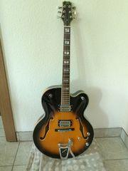 E-Gitarre Marke PEAVEY Rockingham