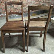Stühle Original alt Stuhlfabrik Gebr