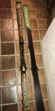 Carving Ski Atomic und Völkl