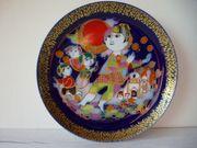 Rosenthal Wandteller Sammelteller Aladin und