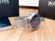 Hugo Boss Chronograph Herrenuhr Uhr