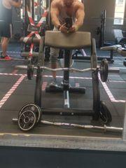 Vom fitness Trainer eine professional