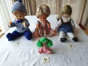 Puppe Schildkröt 60er Jahre Zapf