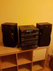 Musikanlage Sony