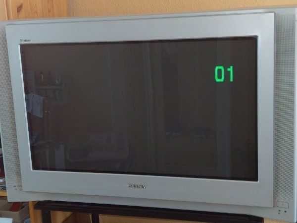 Sony Trinitron Röhrenfernseher