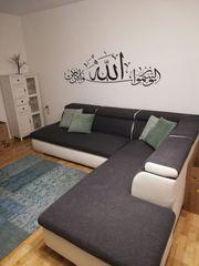 Couchgarnitur Sofa Couch von Segmüller