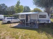 Hobby Wohnwagen 560 UL Ahorn