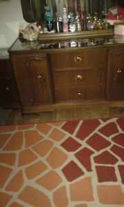 Schlafzimmer Antik