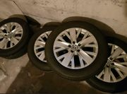 4 VW Alu Kompletträder