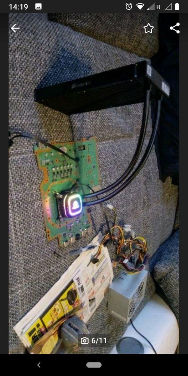 PS 4 Reinigung