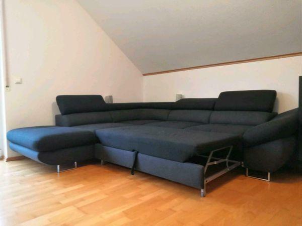 Sofa wie neu mit Schlaffunktion