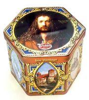 WICKLEIN Lebkuchendose - Nürnberg Albrecht Dürer
