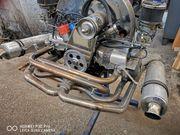 VW Motor für Trike