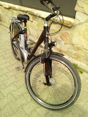 Damen Pedelec Raleigh 26 RH46cm