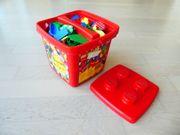LEGO Steine Box mit ca