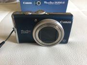 Canon Digitalkamera originalverpackt PowerShot SX200