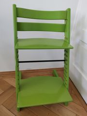 Tripp Trapp Hochstuhl - grün