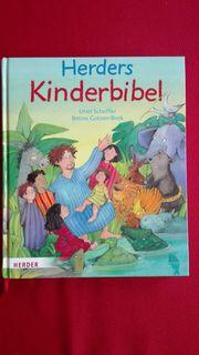 Herders Kinderbibel - Geschichten aus dem