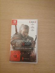 The Witcher 3 Switch