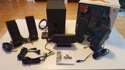 Logitech X-540 5 1 PC