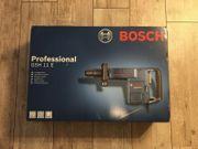Bosch GSH 11 E NEU