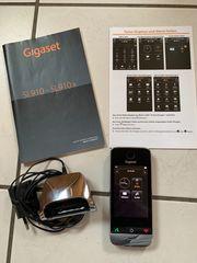 Gigaset SL 910 - DECT Telefon