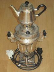 Russischer Samowar elektrisch 1992