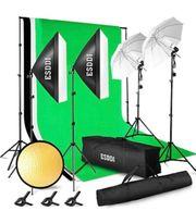 ESDDI Professionelles Fotostudio Set