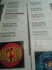 Scientific American Zeitschriften 1988 komplett