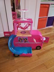 Barbie Super Ferien Camper