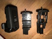 Batteriegriff BP-C400 für Canon Eos