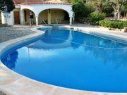 Costa Blanca Haus mit riesigem