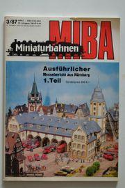 MiIBA Miniaturbahnen 3 1987