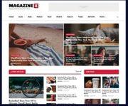 Automatisierte NEWS Webseite mit App