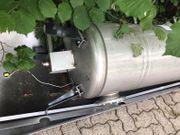 Wasserspeicher Edelstahl 350 l
