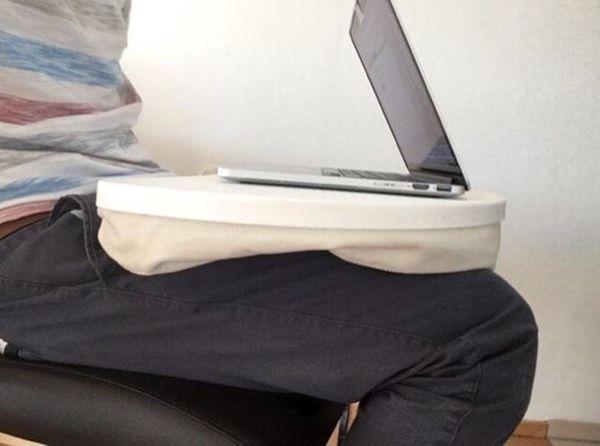 Ikea Byllan Laptophalter