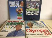 Retro Fussballbücher